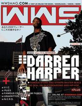 check out my boy darren harper last issue