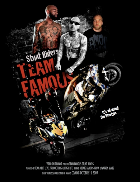 TEAM FAMOUS ON DEMAND