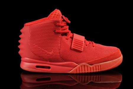 Foot Locker Announces Red Air Yeezy 2 Release Date