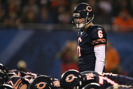 QB Jay Cutler Signs 7-Year Deal With Chicago Bears